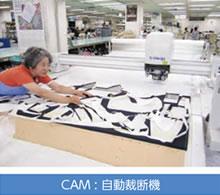 CAM(自動裁断機)